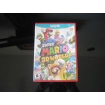 ¡wow! Super Mario 3ds World Wii U Remato