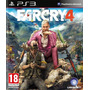 Farcry 4 + Online Pass Ps3