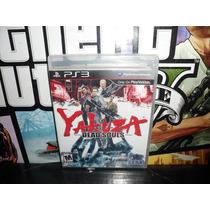 Yakuza Dead Souls Nuevo Ps3