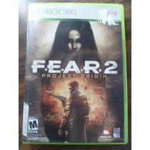 Fear 2 Project Origin Para Xbox 360