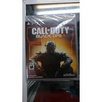 Videojuego Call Of Duty Blacops 3 Sellado