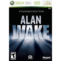 Alan Wake Xbox 360 Codigo Descargable