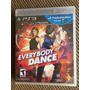 Everybody Dance 2 Play Station Move Requiere Ps3 Sony