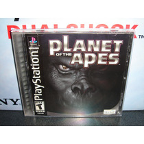 Planet Of The Apes Playstation 1