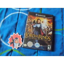 Lord Of The Rings The Return Of The King Gamecube
