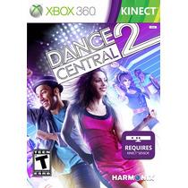 Dance Central 2 Xbox 360 Con Envío Gratis