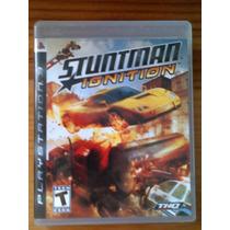 Stuntman,f1,gran Turismo,motor Storm