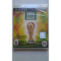 Ps3 2014 Fifa World Cup Brazil $299 Pesos Nuevo Vendo Cambio