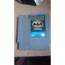 Batman Sunsoft Game Nintendo Nes