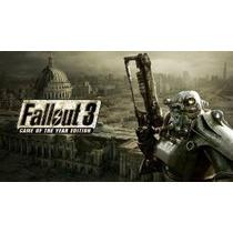 Fallout 3 Juego Del Año [código De Juego Online]