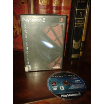 Spiderman 1 Para Tu Playstation 2