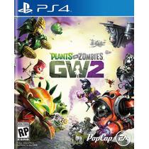 ..:: Plants Vs Zombies Garden Warfare 2 Para Ps4 ::..