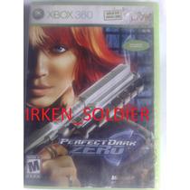 Perfect Dark Zero Original Xbox 360