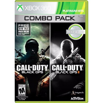 ..:: Call Of Duty Black Ops Combo Pack ::.. Para Xbox 360