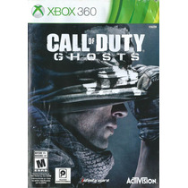 Call Of Duty Ghosts Xbox 360 En Español