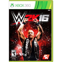 ..:: Wwe 2k16 :: ..para Xbox 360 En Start Games