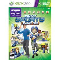 Xbox 360 Kinect Sports 2 (aceptamos Mercado Pago Y Oxxo)