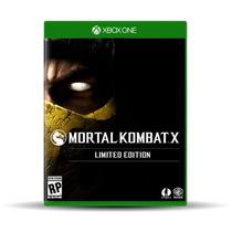 ..:: Mortal Kombat X Limited ::.. Para Xone En Start Games.