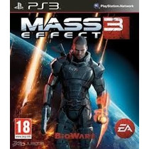 Mass Effect 3 Nuevo Sellado Playstation Ps3