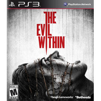 The Evil Within Ps3 - Para Entrega Inmediata