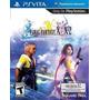 Final Fantasy X / X2 Hd Vita Version Normal Nuevo Y Sellado