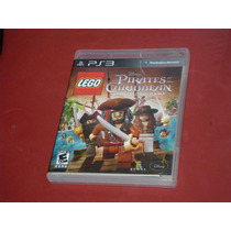 * Longaniza Games * Ps3 Lego Piratas Del Caribe (español)