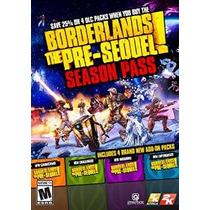 Borderlands: La Pre-season Pass Secuela [código De Juego En