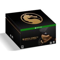 ..:: Mortal Kombat X: Kollectors Coarse ::.. Para Xone