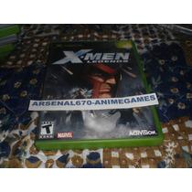 X-box X-men Legends