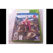 Far Cry 4 Xbox 360 Original En Buenas Condiciones