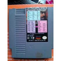 Shingen The Ruler Nintendo Nes Hot B