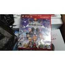 Kingdom Hearts Hd 2.5 Remix Grandes Hits Nuevo Y Sellado Ps3