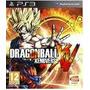 Dragon Ball Xenoverse Ps3 En Español.