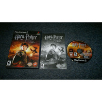 Harry Potter And Goblet Of Fire Completo Para Play Station 2