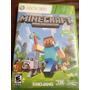 Juego Para Xbox360 Minecraft