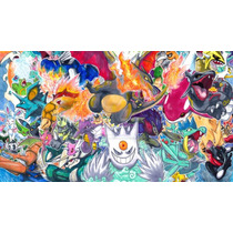 Pokémon Shiny, De Evento 6iv Legales, Listos Para La Batalla