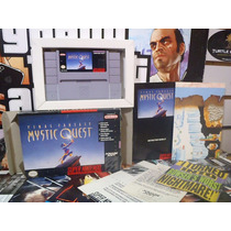 Final Fantasy Mystic Quest Snes