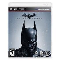 Batman Arkham Origins Ps3 Nuevo Citygame