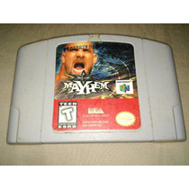 Wcw Mayhem Nintendo 64 N64
