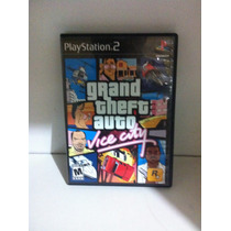 Grand Theft Auto Vice City Gta Ps2 Ps3 Nuevo