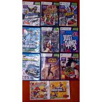 Videojuegos Para Xbox Y Wii U---excelente Estado --ksi Nuevo