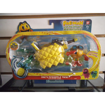 Pacs Pineapple Tank Pacman And Ghostly Adventures Bandai