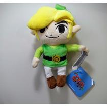 Figura Muñeco Link De Zelda The Wind Waker 20cm Nintendo