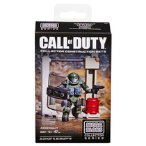 Call Of Duty Mega Bloks: Juggernaut 06851 47 Piezas Mw3