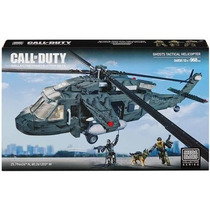 Call Of Duty Mega Bloks Ghost Tactical Helicopter Exclusivo!