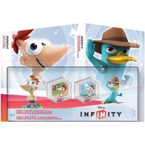 Phineas And Ferb Toy Colección En Caja - Playstation 3, Xbox