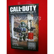Call Of Duty Mega Bloks: Juggernaut 06851 47 Piezas Mw3
