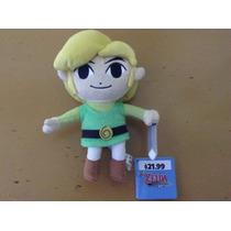 Nintendo Link Peluche Original Y Nuevo Zelda