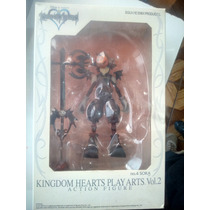 Sora Play Arts Kingdom Hearts