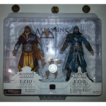 Assasin´s Creed, Brotherhood Y Revelations 2 Pack Neca. Ezio